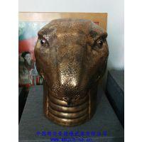 圆明园十二生肖兽首 兽首摆件鼠牛虎兔龙蛇马猴猪陶瓷工艺品摆件 景德镇陶瓷5775