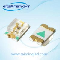 0805封装贴片翠绿LED灯珠系列