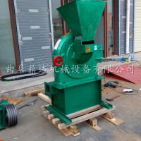 玉米籽粉碎机 时产500公斤自吸式粉碎机 多种型号小钢磨