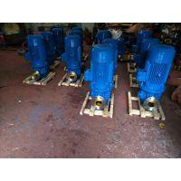生活管道泵 加压泵 ISG200-315IA 45KW 杨程流量功率 内蒙古众度泵业