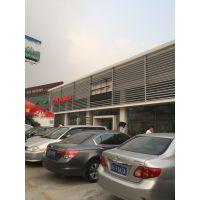 广东德普龙抗腐蚀不吸尘铝百叶窗易安装厂家直销