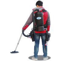 电瓶式肩背式吸尘器商业用小型电瓶肩背吸尘器