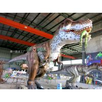 侏罗纪公园摆设|大型恐龙专业仿真厂家