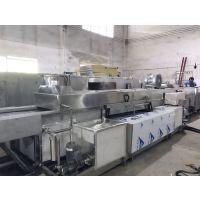 先泰独创设备 通过式紧固件 连接件超声波喷淋清洗烘干机
