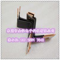 商丘金泓厂家生产动力电池软连接,技术人员打样高品质铜软连接