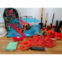 防汛抢险工具包 抢险组合装具包 六件套防汛工具包