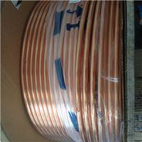 批发飞轮紫铜毛细管TP1 环保电解紫铜盘管C1011紫铜管0.2 0.6 1.0 1.5mm
