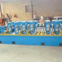 泊衡冶金长期生产供应HG127焊管设备,高频焊管设备
