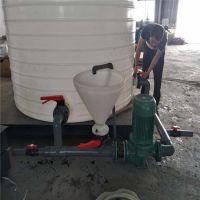 成都双流塑料储水桶 成都大型pe储水桶厂家