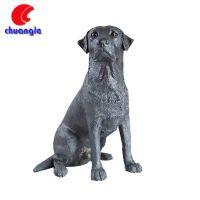 树脂家犬动物摆件定制 工厂直销十二生肖创意狗年模型