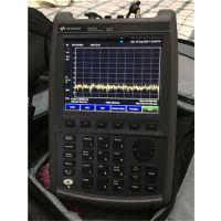 回收安捷伦N9322C频谱分析仪