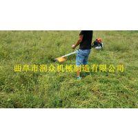 水稻收割机 灌木丛修剪割草机 背负式割草机优点