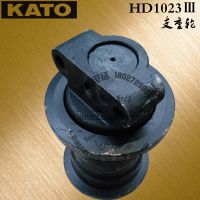 加藤HD1023-3挖掘机履带底轮 支重轮18027299616 加藤1023支重轮