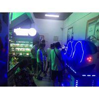 VR虚拟现实体验馆射击系列SRS竞技枪王和VR造梦者跑步机