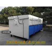 8方移动压缩垃圾站能运输多少吨18908666322