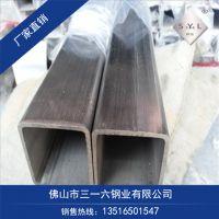 大口径100×100×3.2不锈钢方管316专卖店 方通316方管现货报价