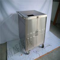 工厂直销残渣回收车 201不锈钢厨房设备 节能环保厨具
