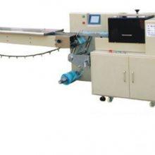 厂家出售广西湿纸巾230包分钟高速枕式包装机