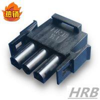 6.35MM 间距防盗设备连接器 空中对插线对线连接器 国内制造商