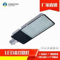 厂家热销LED乡村平板牙刷路灯头 30W小金豆路灯 道路景观照明