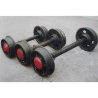 火车轮对矿车轮对实心矿车轮对空心矿车轮对铸铁轮对煤矿专用轮对
