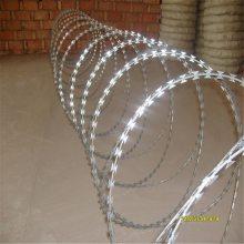刀片刺绳报价 刀片刺绳价格 带刺护栏网