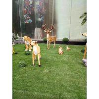 广州雕塑厂 玻璃钢卡通动物雕塑 公园绿地景观摆件 来图定制