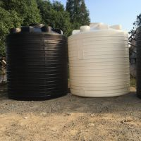 上海供应15吨塑料水箱 化工专用PE水箱