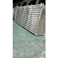 从化焊接式铝护栏