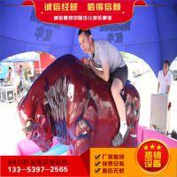 成人户外疯狂刺激游艺机,仿真机械斗牛机娱乐玩具,西班牙安全气垫斗牛机