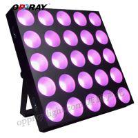 OPPRAY菲鹏声光 HP-MW2510 25颗10W 四合一RGBW矩阵灯 LED效果灯染色灯