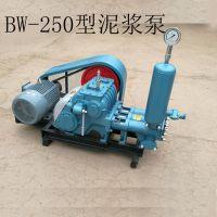 山东省好卖气动注浆机 金林设备 BW-250型泥浆泵