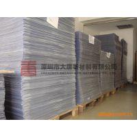 供应大唐坪山透明pvc板材坪山透明聚氯乙烯板材坑梓透明pvc板