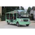 14人座燃油观光车,武汉观光旅游燃油车,内燃机观光车