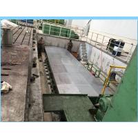专业制作设计地坑带滚轮钢板防护罩/机床伸缩防护罩