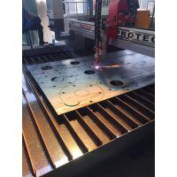 超厚扁钢翼缘板 钢板精密加工 等离子切割件
