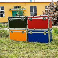 【鑫旺】航空箱定做 铝合金箱工具箱 仪器箱定做 LED灯箱 医疗箱 铝箱迷彩箱展会箱帕灯箱拉杆箱定做