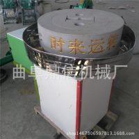 商用电动石磨机  五谷杂粮电动石磨 绿色面粉磨面机