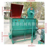 500公斤复混肥搅拌设备 自吸式拌料器厂家供应