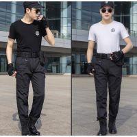花都区域定制巡逻保安服套装,定做巡逻工作人员反光安全背心马甲