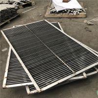 金聚进 泰州化工厂排水沟不锈钢格栅盖板价位