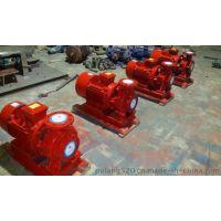 临夏市 工地泵房 消防泵安装XBD4.6/48-125L大口径喷淋泵 系统消火栓泵
