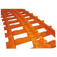 SWH型弯道护轨装置 金科星矿用绞车配件