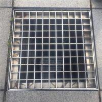 金聚进 专业定制不锈钢格栅 下水道排水地沟盖板 厨房地沟排水井盖