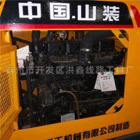 沧州市车载式电线杆钻孔机价格 速度快 洪鑫公路地下挖坑钻孔机价格