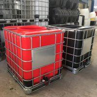益阳直销PE塑料化工吨桶1000L耐腐蚀ibc运输桶
