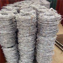 铁路防护网 带刺铁线 固腾双捻钢丝网