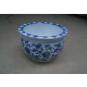 购买陶瓷花盆厂家生产批发价格加工栽树陶瓷大缸鱼缸花盆销售经销定做