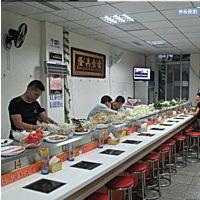 禹州回转小火锅餐饮输送设备直供