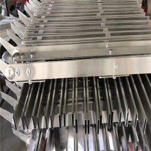 新云 不锈钢椭圆管栏杆扶手 不锈钢护栏 室外工程栏杆厂家批发零售